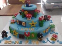 Gâteaux d'anniversaire personnalisés! 450-657-0556 (Rive-Sud)