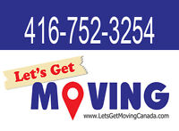 ▪416..752..3254 BEST MOVING COMPANY◦◦