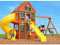 play equipment outdoor