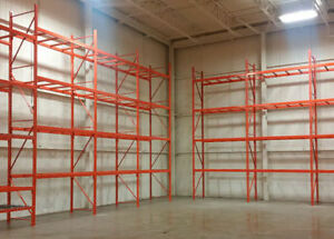 Need pallet racking, industrial shelving or other equipment?