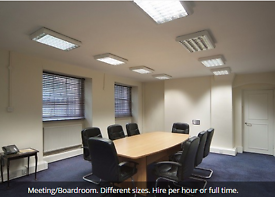 HOLBORN (WC1) Modern, Self Contained Office | Private & Serviced, Furniture Optional