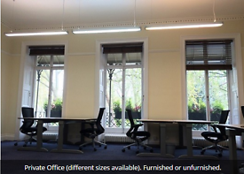 Period Holborn Building (WC1) Semi-Serviced Private Offices to Rent 2-48 person offices