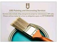 L.R.S Painting and Decorating Services