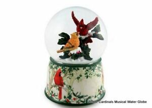Brand new musical water globe with ballerina piano On Sale