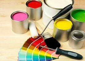 Painting & decorating & painter & decorator
