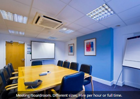Modern Office Space in Bloomsbury, WC1 - Serviced and Private units