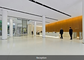 Private and Shared offices in Bishopsgate - Contemporary Building, up to 85 people