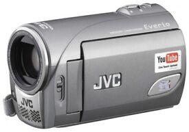 JVC Everio SD Camcorder