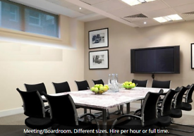 Period Buiding to Rent (Soho W1) Modern Style Private Offices