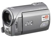 JVC SD Card Camcorder