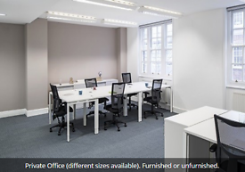 Noho Private Office Space (W1W) - Serviced, Various sizes, Furniture Optional