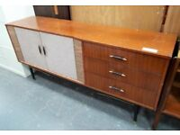 70s sideboard...