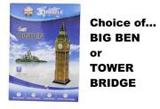 3D Puzzle London