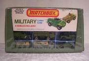 Matchbox Lesney Case