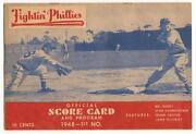 Phillies Program