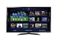 SAMSUNG 40 inch LED Smart TV 1080p HD Freeview HD