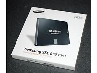 Samsung 850 EVO 500 GB 2.5 inch Solid State Drive ( IN RETAIL PACKAGING )