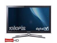 "**As New** Samsung UE40C6530 40"" Ultra SLIM INTERNET TV Full HD 1080p LED + Freeview HD + Remote"