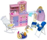Barbie Happy Family Nursery