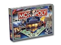 Monopoly board game - Bath edition - limited edition