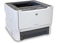 HP LaserJet P2015d Printer