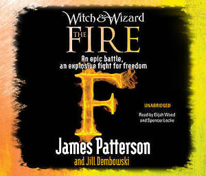 PATTERSON,JAMES-RC 1337 WITCH & WIZARD: FIRE (CD)  CD NEW