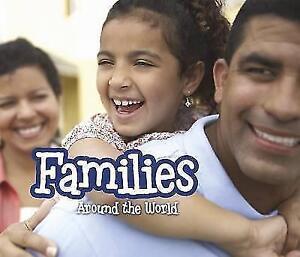 Families-Around-the-World-von-Clare-Lewis-2014-Gebundene-Ausgabe
