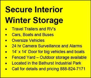 Inside Winter Storage for Cars, Boats, RV's, etc - Great Rates!