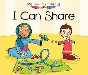 I Can Share by Nunn, Daniel -Paperback