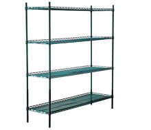 Cool Room / Dry Store Shelving Montrose Glenorchy Area Preview
