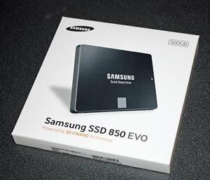 Samsung 850 EVO 250GB 2.5-Inch SATA III Internal SSD (MZ-75E250B/AM) de Samsung
