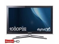 """*Excellent* Samsung UE40C6530 40"""" Ultra SLIM INTERNET TV Full HD 1080p LED + Freeview HD + Remote"""