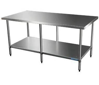 Catering Bench - Stainless Steel Northgate Brisbane North East Preview