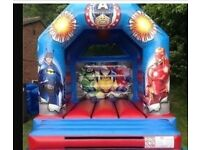 Bouncy Castle, Disco Dome and Climb up slides for hire