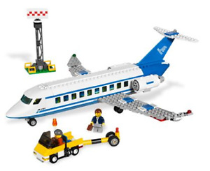 Lego Airplane and 'toys r us' Truck