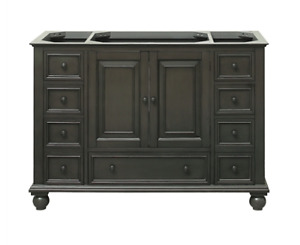 Brand New Charcoal Grey Vanity for Sale