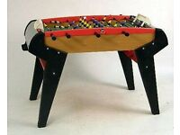 Table Football Table! Fully assembled - ready to take away!
