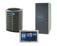 Heat Pump, Air Conditioner, Furnace and Water Heater Installatio