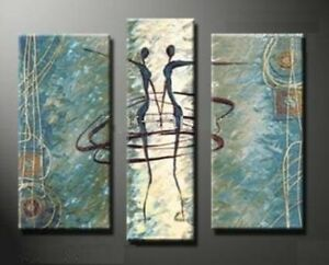 3019  Brand new, Hand made Oil painting  on Canvas Abstract