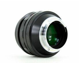 Voigtlander Nokton 50mm f/1.1 VM