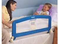 TOMY Universal Bed Rail (Blue)