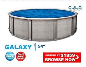 Beat the Summer Heat - Above Ground Pools Starting from $699!