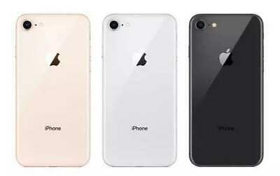 Apple iPhone 8 64GB / 256GB Smartphone Mobile Gold Grey Silver Factory Unlocked