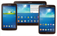 SAMSUNG 7inch tab4 and 10inch tab3 Tablets- ONE DAY BLOWOUT SALE
