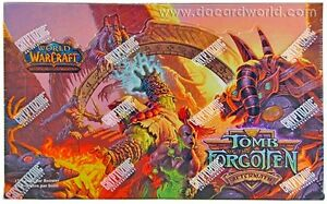 World-of-Warcraft-Aftermath-Tomb-of-the-Forgotten-Booster-Box-French