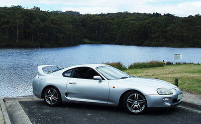The Toyota Supra is renowned for its potential power