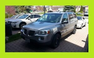 ★2006 Pontiac Montana SV6 Ext. New Transmission. Drive Like New★
