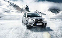BMW X5 and BMW X6 winter package ***NEW RIM + TIRE***
