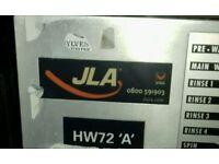 Jla washing machine