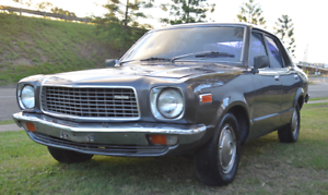 FOR SALE: 1977 Mazda 808 (Rx3) Piston Engine * Vintage Classic Brisbane City Brisbane North West Preview